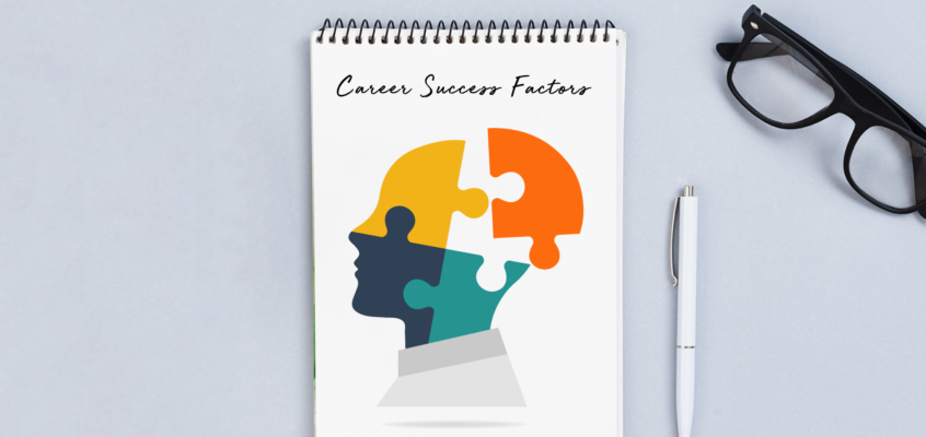 What Factors Drive Your Career Success?  – A simple framework to empower how you position yourself for the next opportunity.